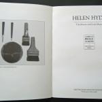 Helen Hyde - Inner Cover